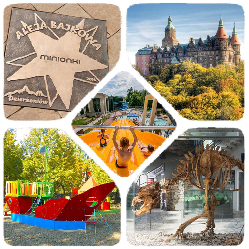 Atrakcje turystyczne wojewodztwa dolnoslaskiego.