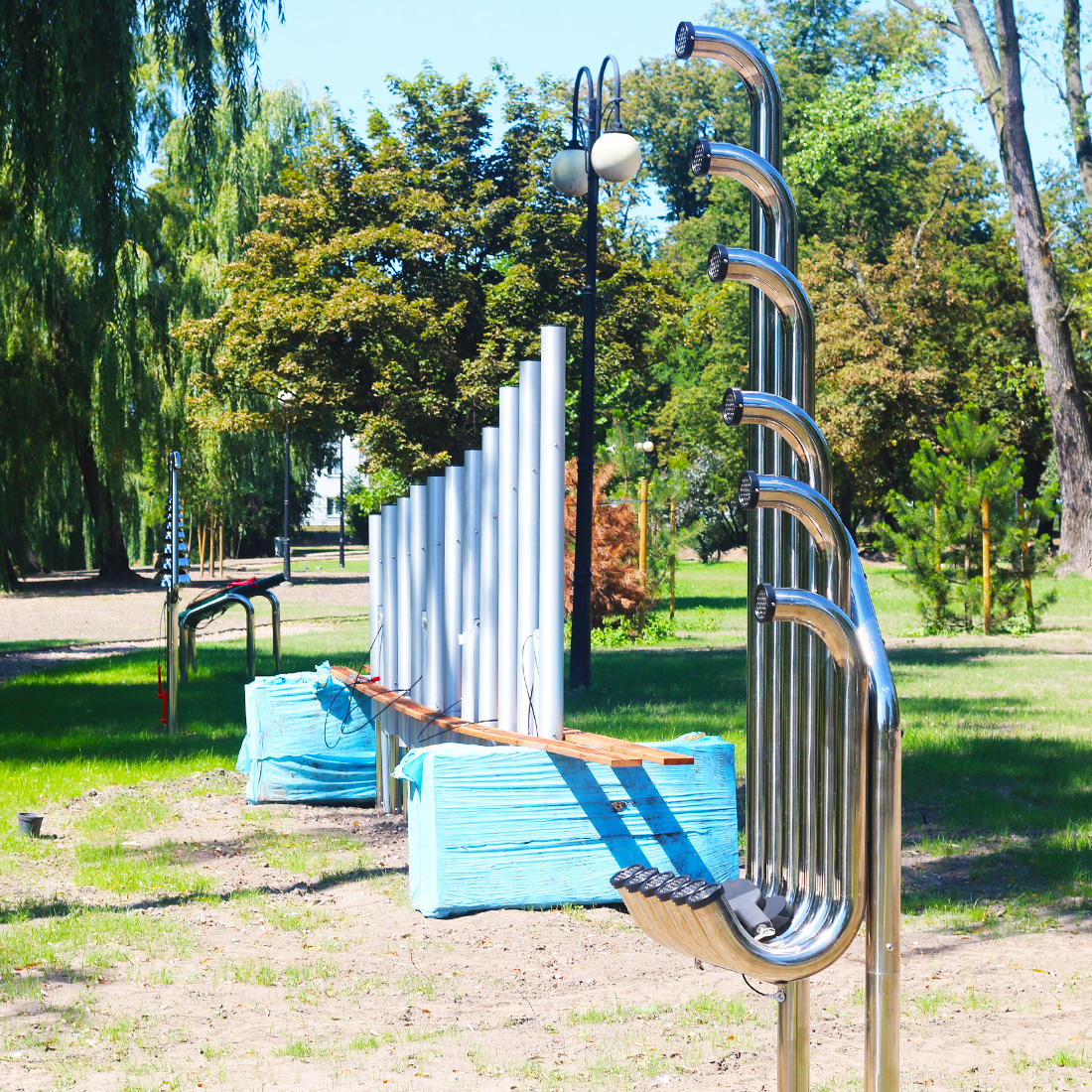 Parki miejskie w sochaczewie