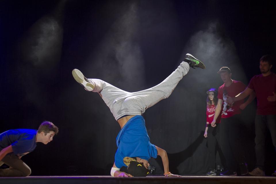 Taniec pixaby