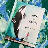 Small orka w wannie hania buch ksiazka dla dzieci