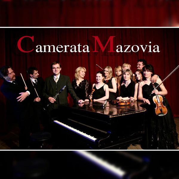 Orkiestra kameralna Camerata Mazovia w Sochaczewie