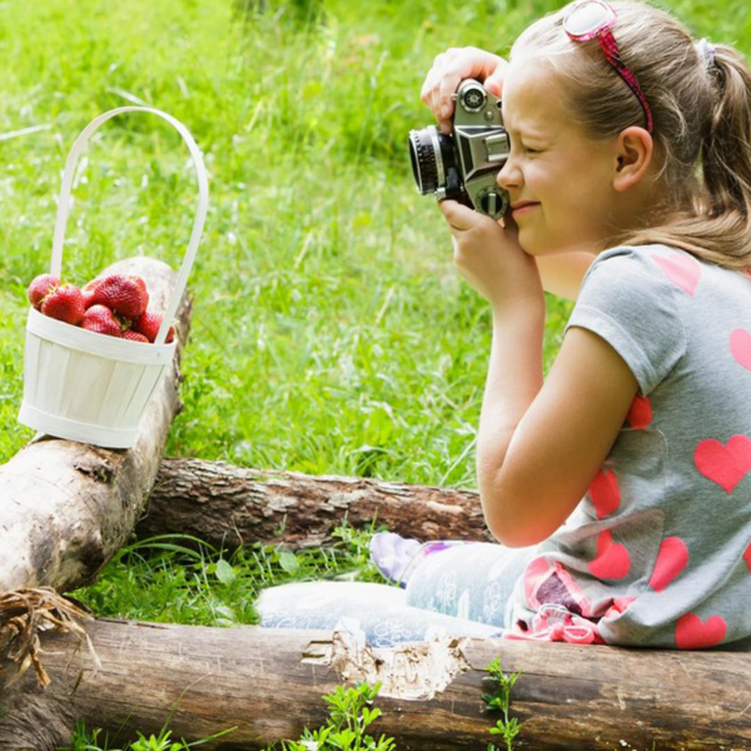 Ranking aparatow fotograficynzch dla dzieci na komunie