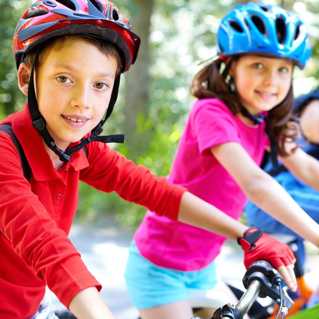 Historia rowerow dla dzieci