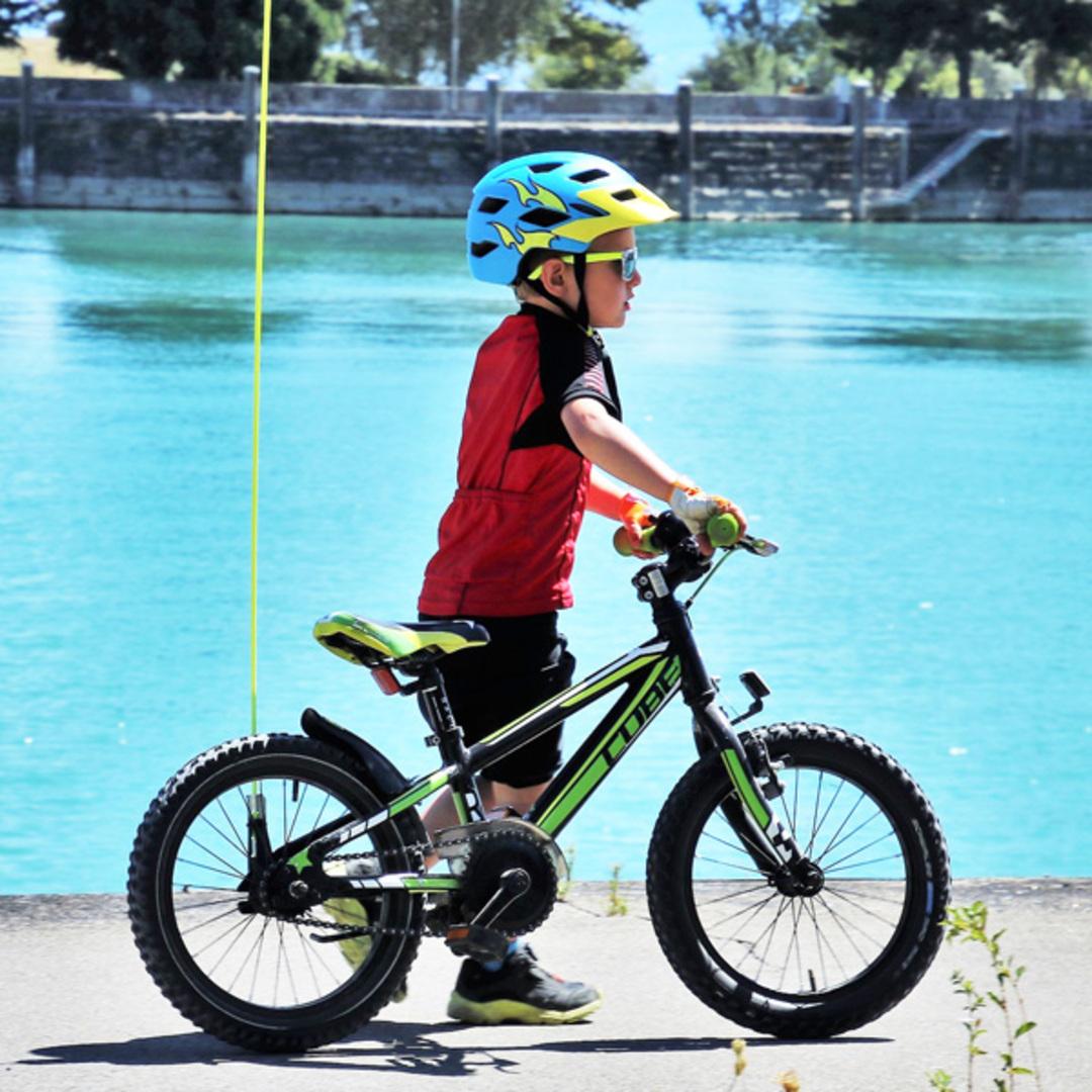 Kask rowerowy dla dziecika wymysl czy koniecznosc