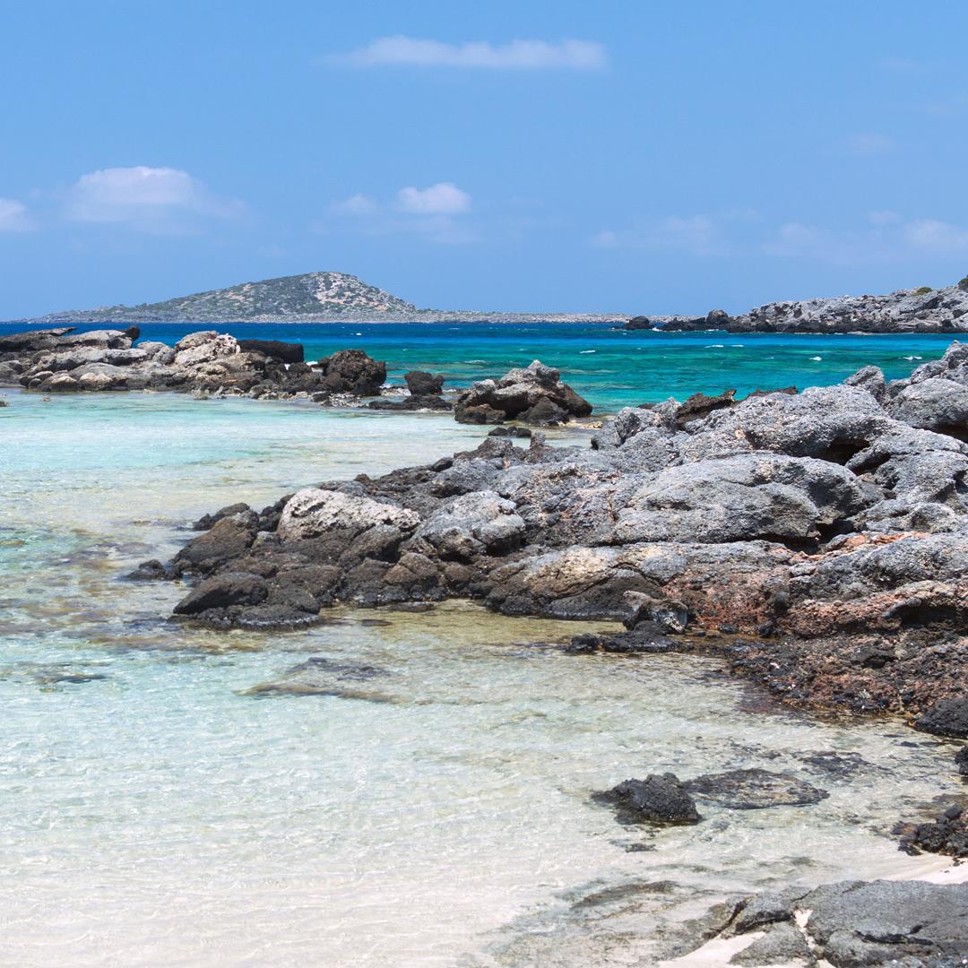 Najpiekniejsze plaze na krecie