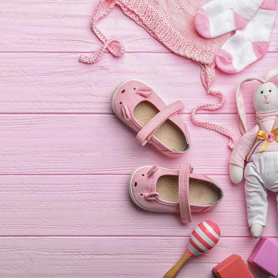 Woreczki na ubranka dla niemowlaka