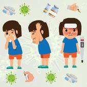 Small jak chronic dzieci przez koronawirusem