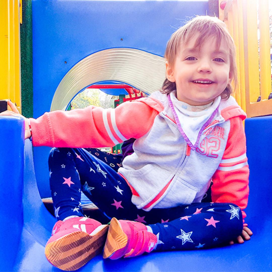 Bezpieczny plac zabaw dla dzieci