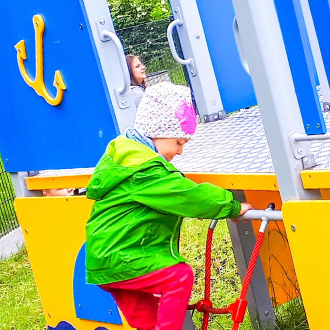Plac zabaw dla dzieci sosnowiec