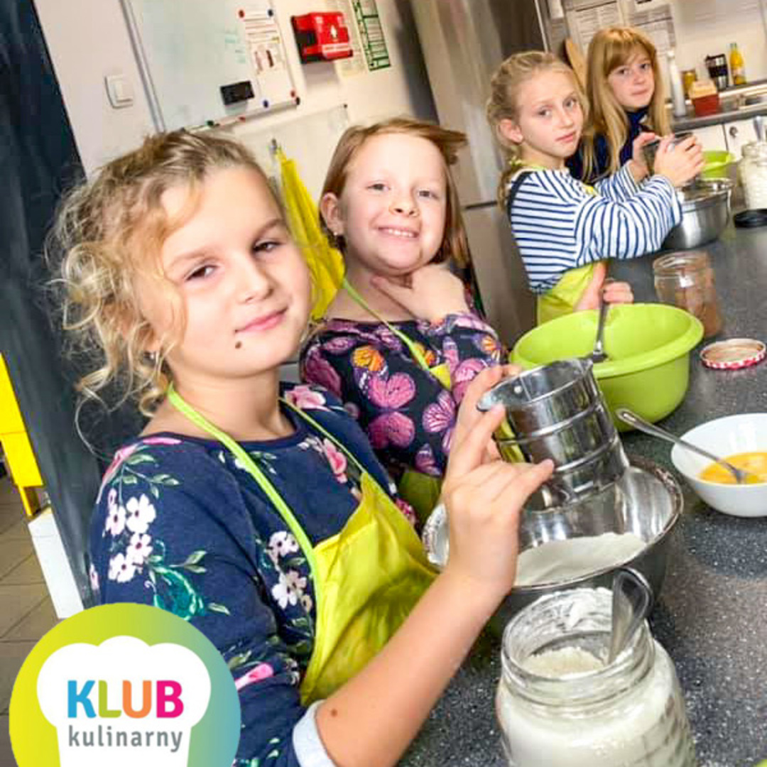 Warsztaty kulinarne dla dzieci katowice