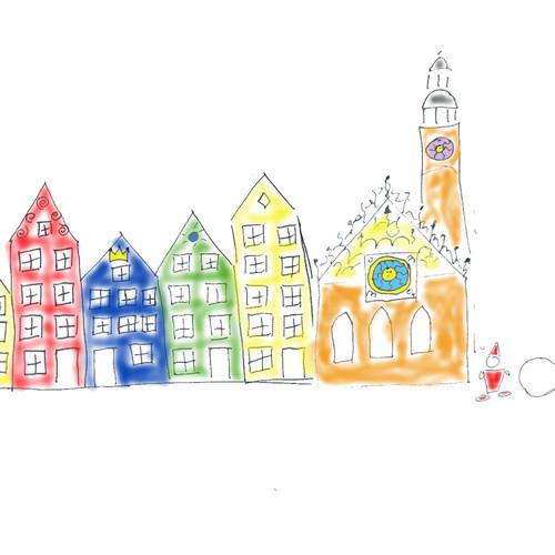 Wroclaw miastem krasnali