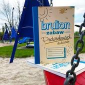 Small brulion zabawy podworkowe dla dzieci