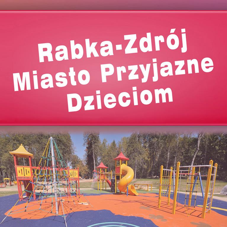 Rabka zdroj miasto przyjazne dzieciom 2