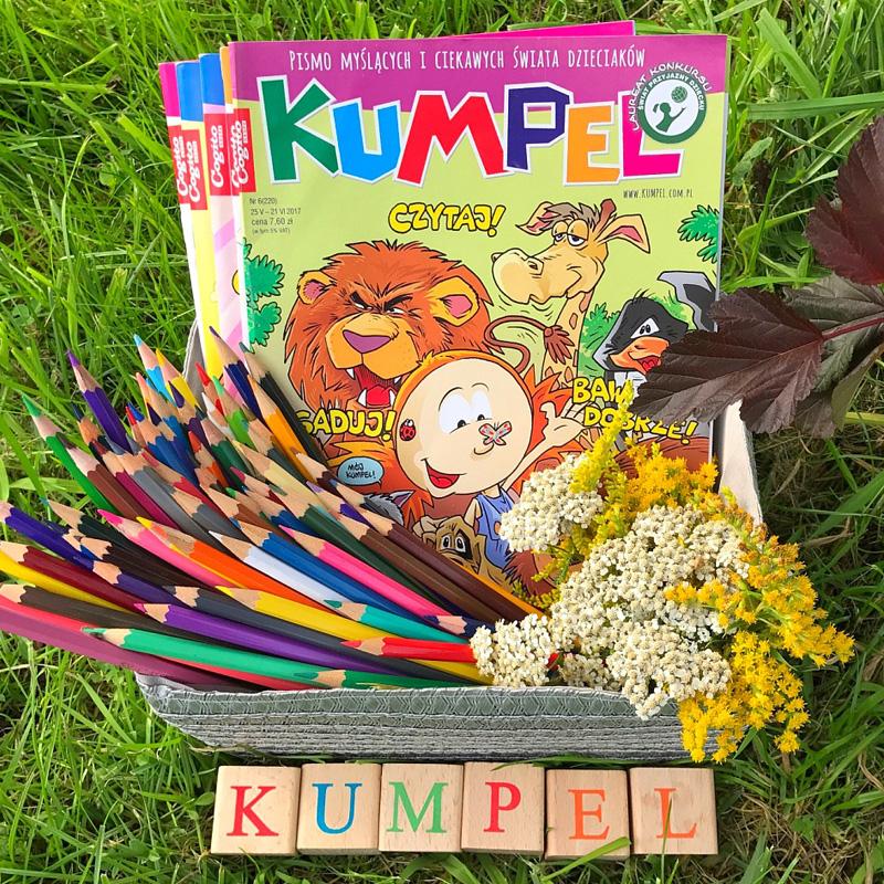 Kumpel czasopismo dla dzieci