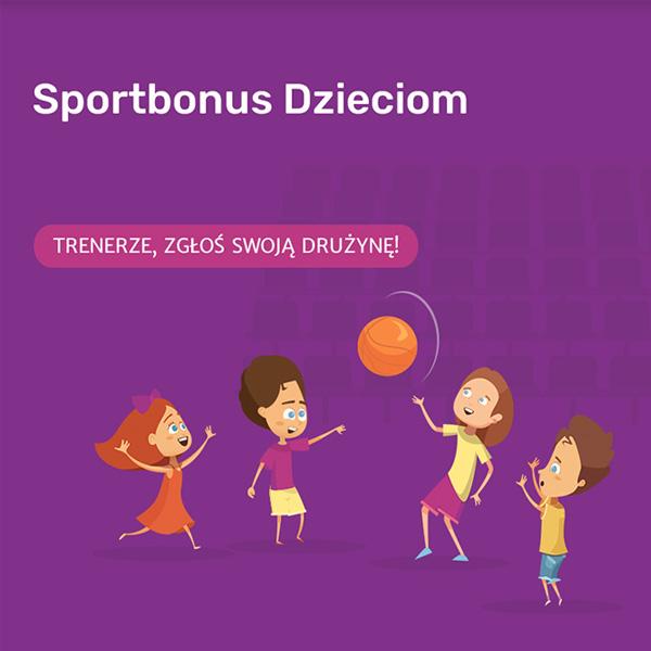 Akcja sportbonus dzieciom
