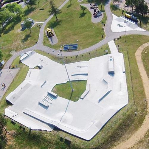 Skatepark w olkuszu