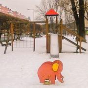 Small plac zabaw dla dzieci jelenia gora os robotnicze