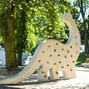 Small plac zabaw swinoujscie park chopina