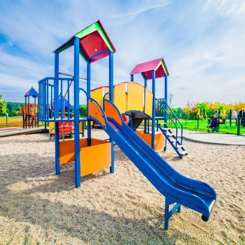 Plac zabaw dla dzieci Katowice Dolina 3 Stawów