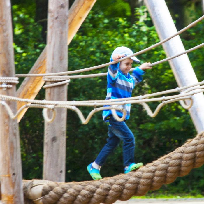 Plac zabaw dla dzieci swinoujscie park zdrojowy