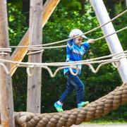 Small plac zabaw dla dzieci swinoujscie park zdrojowy