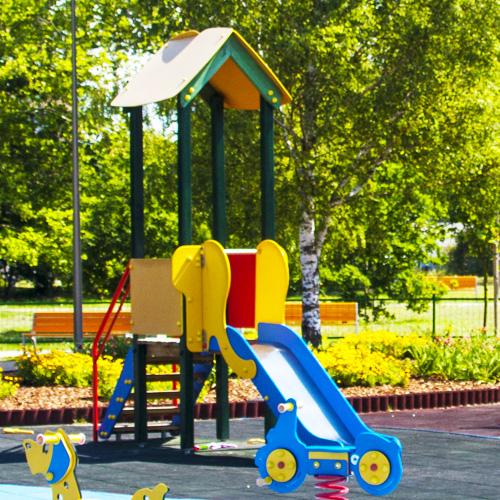 Plac zabaw dla dzieci swinoujscie ul. malczewskiego