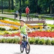 Small szlaki i sciezki rowerowe dla dzieci w swinoujsciu