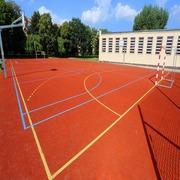 Small kompleks sportowy gimnazjum nr 1 w swidnicy