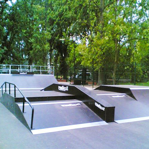 Skatepark w swinoujsciu