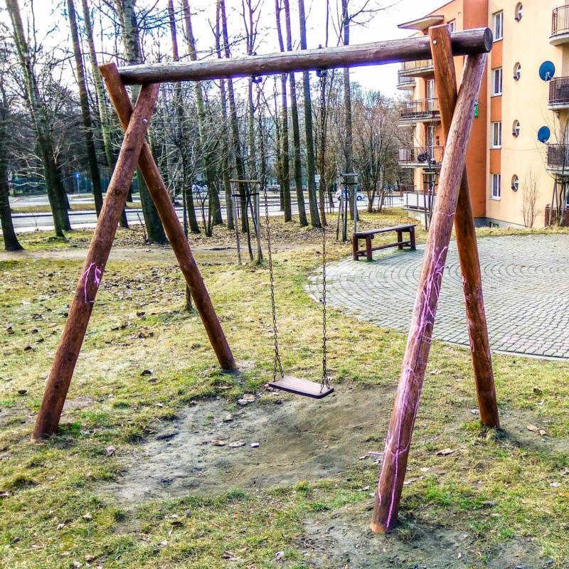 Plac zabaw dla dzieci ruda slaska kokota 24