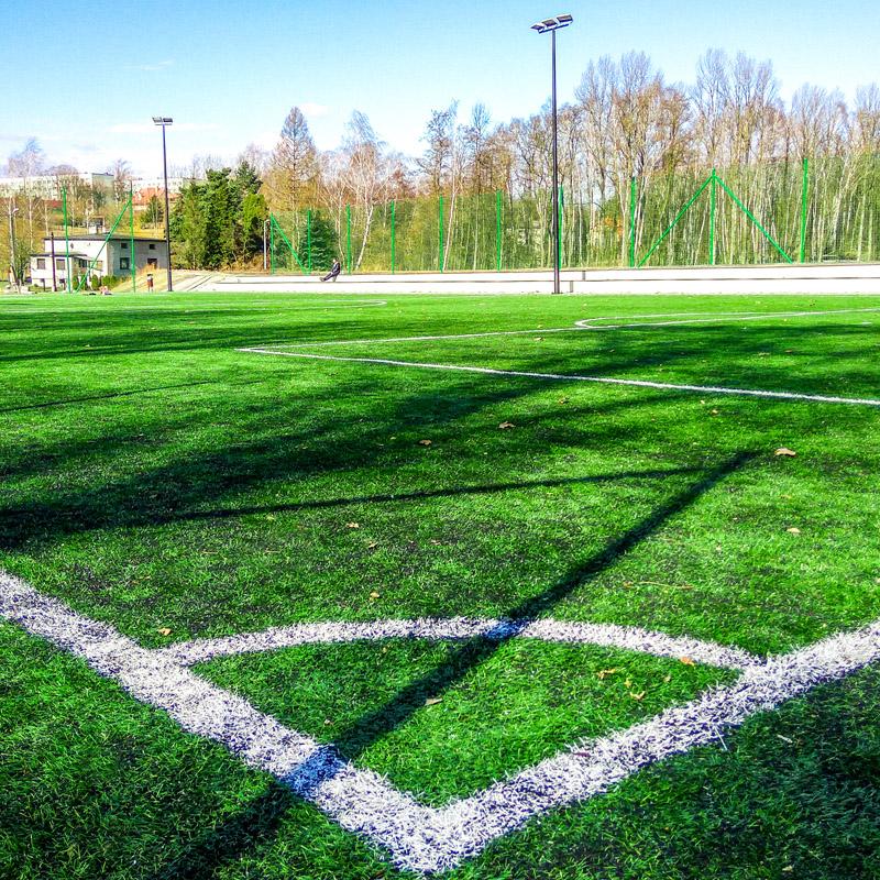 Boiska sportowe ruda slaska park strzelnica
