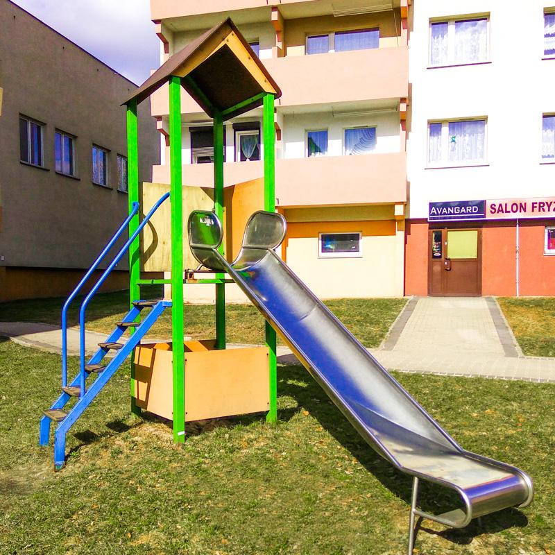 Plac zabaw dla dzieci ruda slaska bykowina