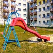 Small plac zabaw dla dzieci ruda slaska ul kopalniana 16