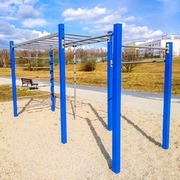 Small parkour park ruda slaska bykowina