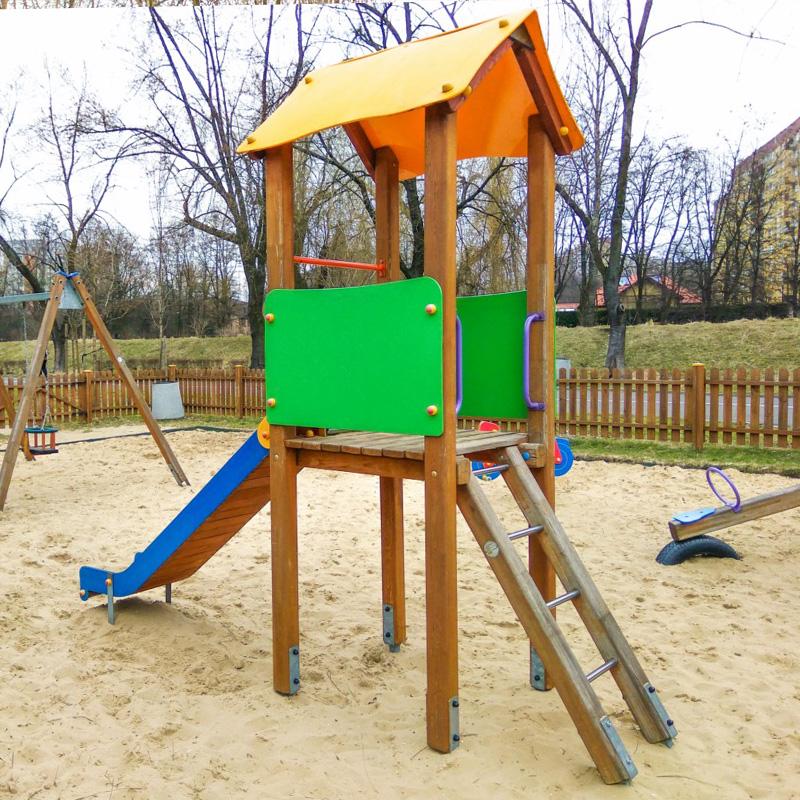 Plac zabaw dla dzieci sosnowiec stawiki
