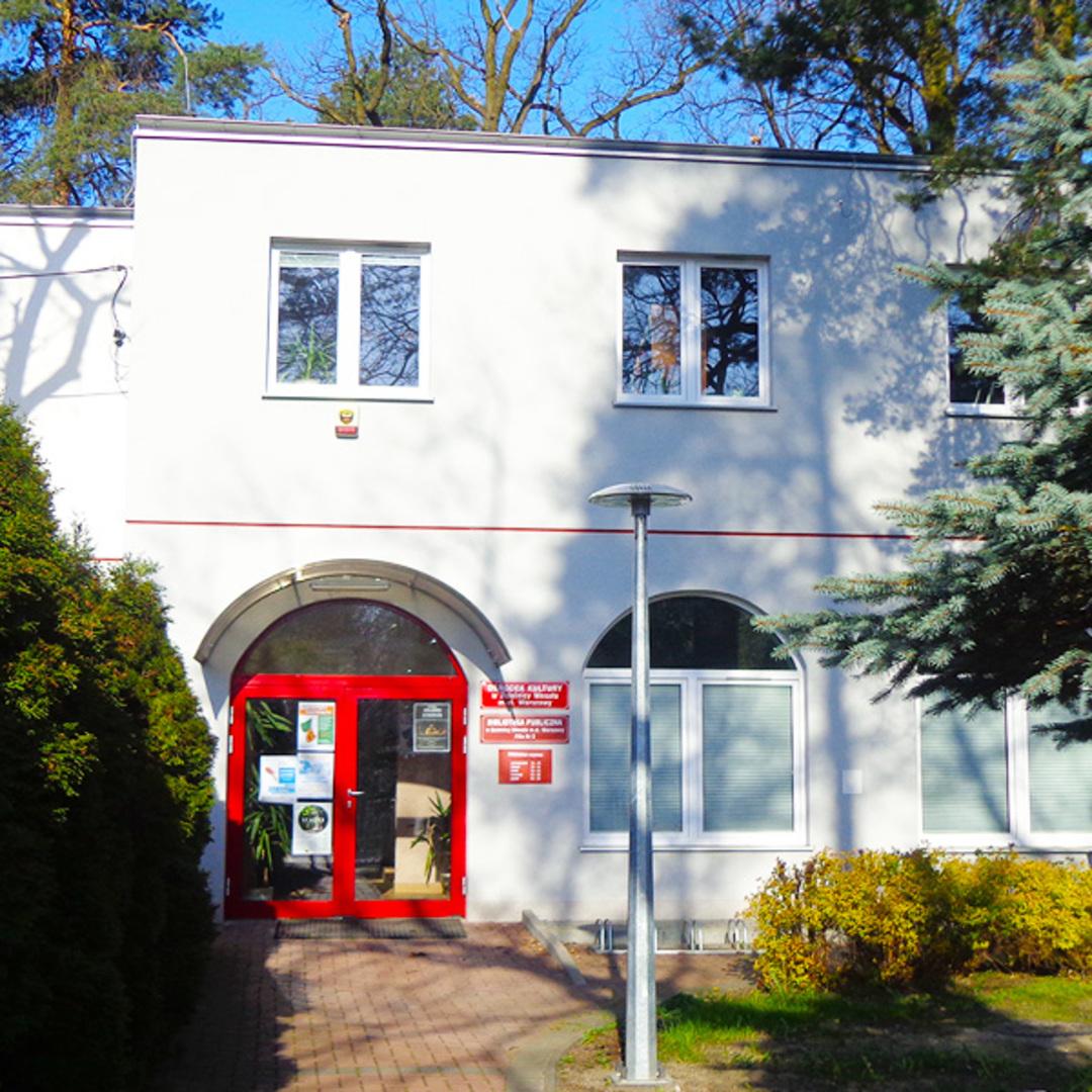 Osrodek kultury w dzielnicy wesola warszawa