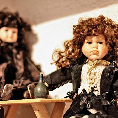 Dom lalki adoptowanej   cyrk pani uli