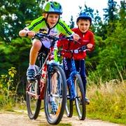 Small szlaki rowerowe w wegorzewie