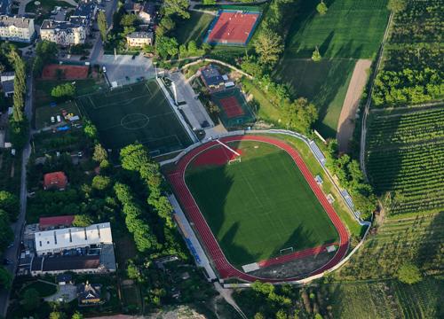 Trzebnicki stadion miejski fair play arena   fot. m.mazurkiewicz