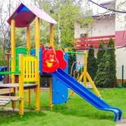 Small plac zabaw dla dzieci zory