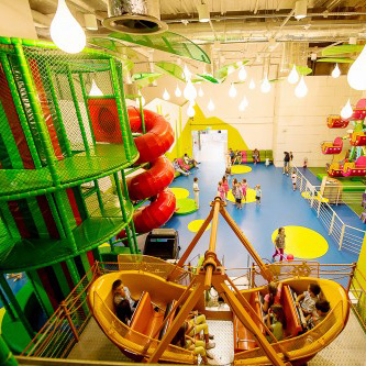 Sala zabaw dla dzieci inca play warszawa