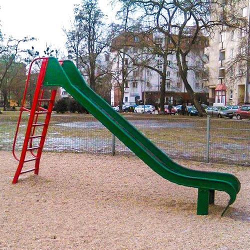 Plac zabaw wroclaw park edyty stein
