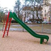 Small plac zabaw wroclaw park edyty stein