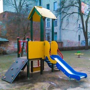 Small plac zabaw dla dzieci wroclaw szpitalna