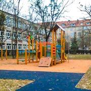 Small plac zabaw dla dzieci wroclaw plac muzealny