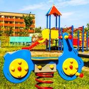 Small plac zabaw dla dzieci gliwice ul pszczynska