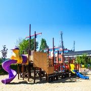 Small plac zabaw dla dzieci gliwice paderewskiego