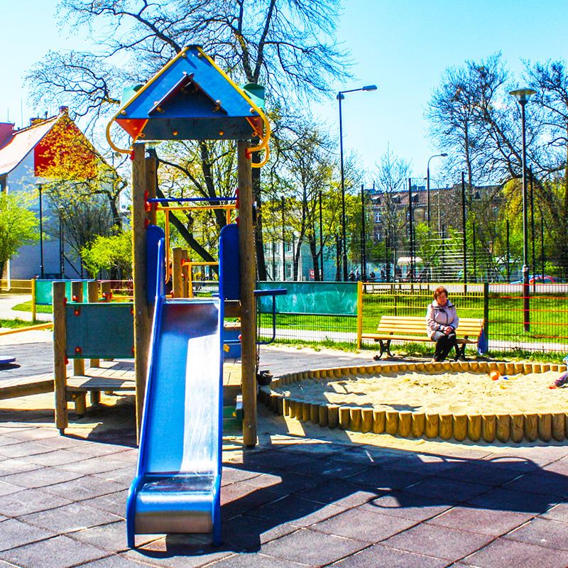 Plac zabaw dla dzieci gliwice mastalerza