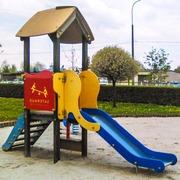 Small plac zabaw dla dzieci w zabrzu
