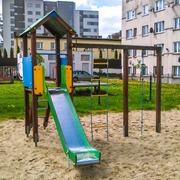 Small plac zabaw dla dzieci katowice ul. francuska